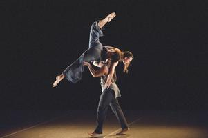 Erica Essner Performance Co-Op's Dance Intersection...