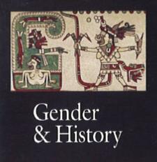 Gender & History Journal logo