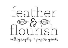 Feather & Flourish logo
