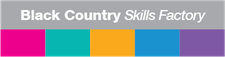 Black Country Skills Factory logo