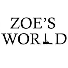 Zoe's World  logo