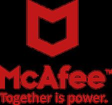 McAfee ASDC logo