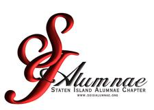 Delta Sigma Theta Sorority, Inc., Staten Island Alumnae Chapter logo