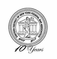 EDNY Chapter -- Federal Bar Association  logo