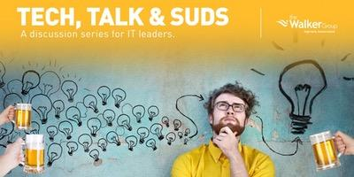 Tech Talk & Suds: How technology is changing networks...