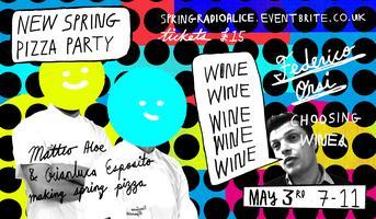 Radio Alice Spring Party