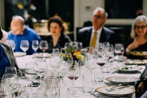 Italian Dinner Party: Italian Barbeque