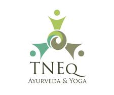 TNEq Ayurveda & Yoga logo