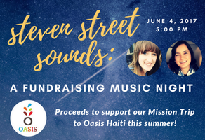 Steven Street Sounds: A Fundraising Music Night