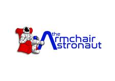 The Armchair Astronaut logo