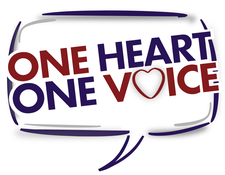 One Heart One Voice logo