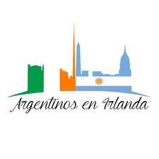 Argentinos en Irlanda logo