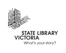 State Library Victoria logo