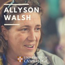 CID Coordinator Allyson Walsh logo