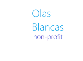 Olas Blancas' Beach Clean-Up