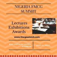 Nigeria FMCG Summit and Exhibition 2017