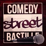 Comedy Street Bastille  logo