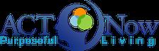 Act Now - Purposeful Living logo