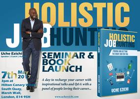 Seminar and Book launch of Holistic Job Hunting:...