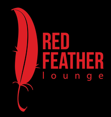 Red Feather Lounge logo