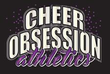 Cheer Obsession Athletics logo