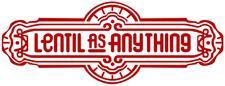 Lentil As Anything logo