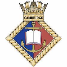 Cambridge University Royal Naval Unit logo