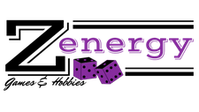Zenergy Games & Hobbies logo