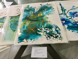 Autumn Picnic - Paint and Exhibit - June '17 - with...