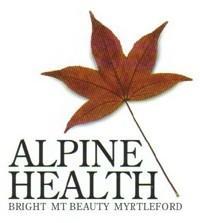 Alpine Health logo