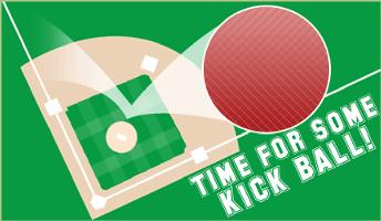 May Kickball