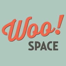 Woo! Space logo