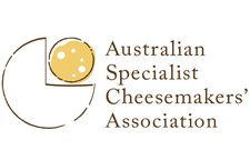 The Australian Specialist Cheesemakers' Association logo