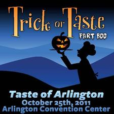 Taste of Arlington logo