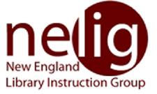 New England Library Instruction Group (NELIG) logo