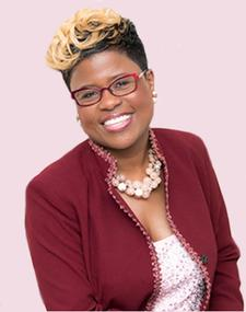 Tiffany Lewis | Evangelist, Confidence Coach, Author logo