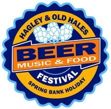 Hagley Old Hales Festivals logo