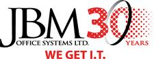 JBM Office Systems logo