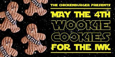 Wookie Cookies for the IWK!