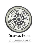 Slovak Folk and Cultural Centre logo