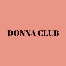 DONNA CLUB logo