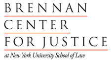 Brennan Center for Justice at NYU School of Law logo