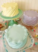 Magnolia Bakery NYC: Classic Cake Icing