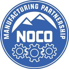 NoCO Manufacturing Partnership logo