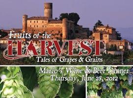Fruits of the Harvest:Tales of Grapes & Grains  ...