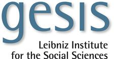 GESIS Leibniz Institute for the Social Sciences logo