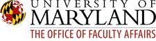 UMD   Faculty Affairs logo