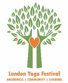 London Yoga Festival logo