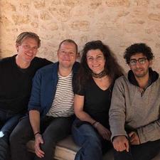Andrea Bury, Patrick Benjaminsson, Per Sjödell logo