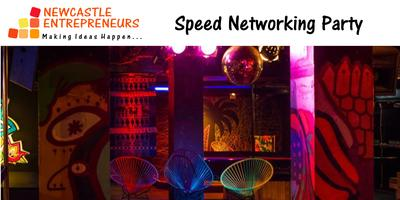 NUESOC Entrepreneurial Speed Networking Party